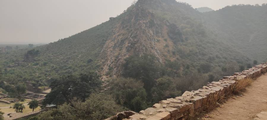 Bhangarh Fort entry ticket