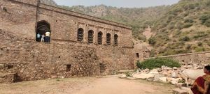 Bhangarh Fort most Haunted place